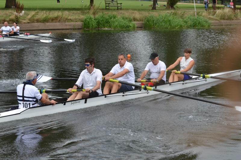 Regatta win for tennis crew - Bowls - Warwick Boat Club